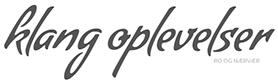 Klang-oplevelser.dk logo